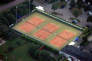3 maanden zomerarrangement Tennis