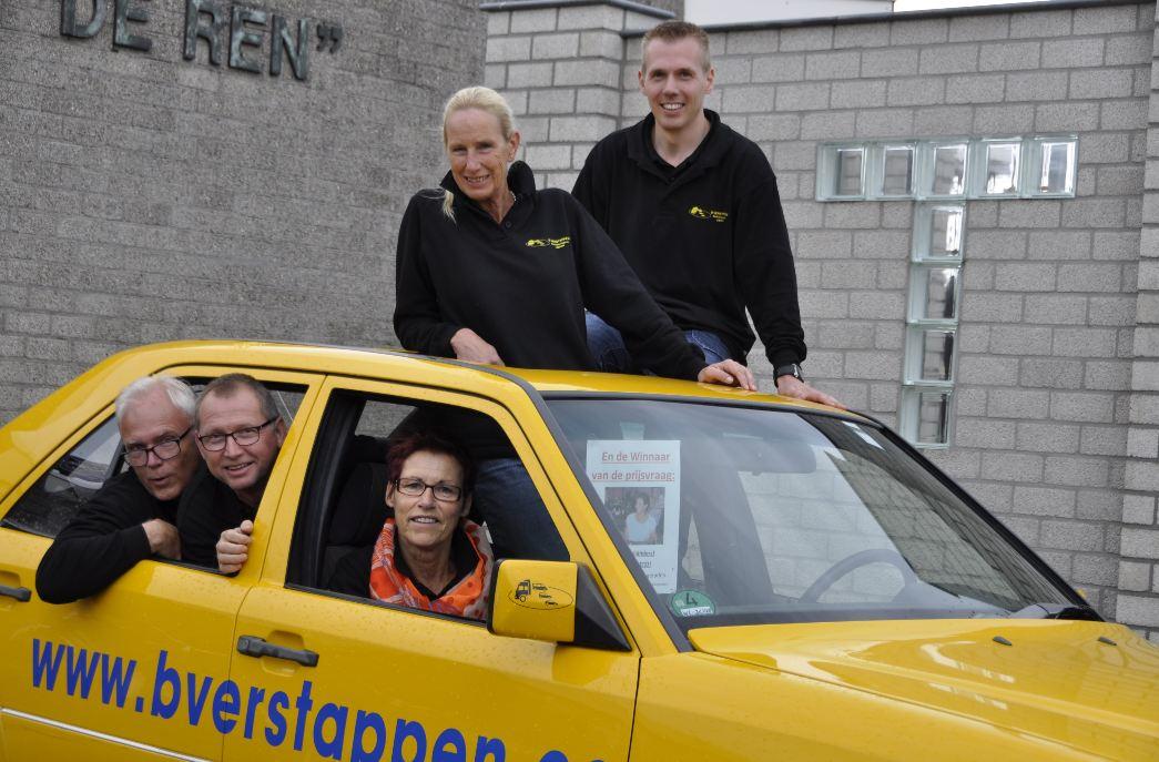B. Verstappen Bedrijfswagens Open 2014
