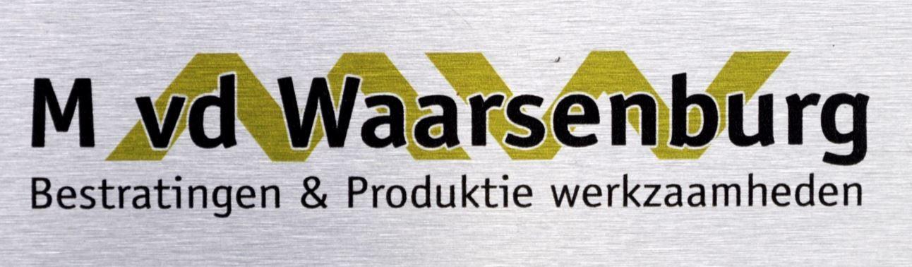 v d Waarsenburg