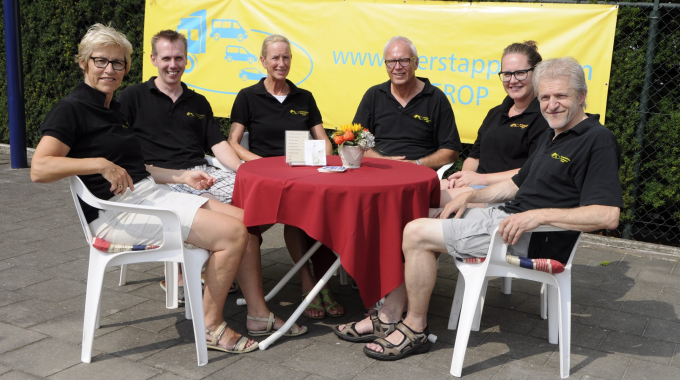 B. Verstappen Bedrijfswagens Open 2016