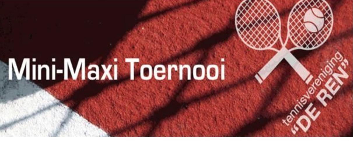 Mini-Maxi toernooi 2014