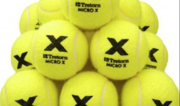 Tennisballen te koop voor een prikje