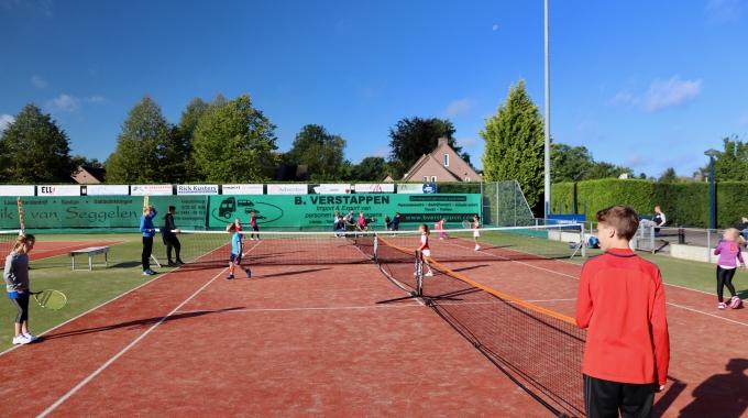 Tenniskids Worldtour Najaar 2017 Rood